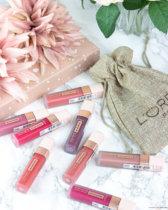 L'Oréal Les Macarons Ultra Matte Liquid Lipsticks