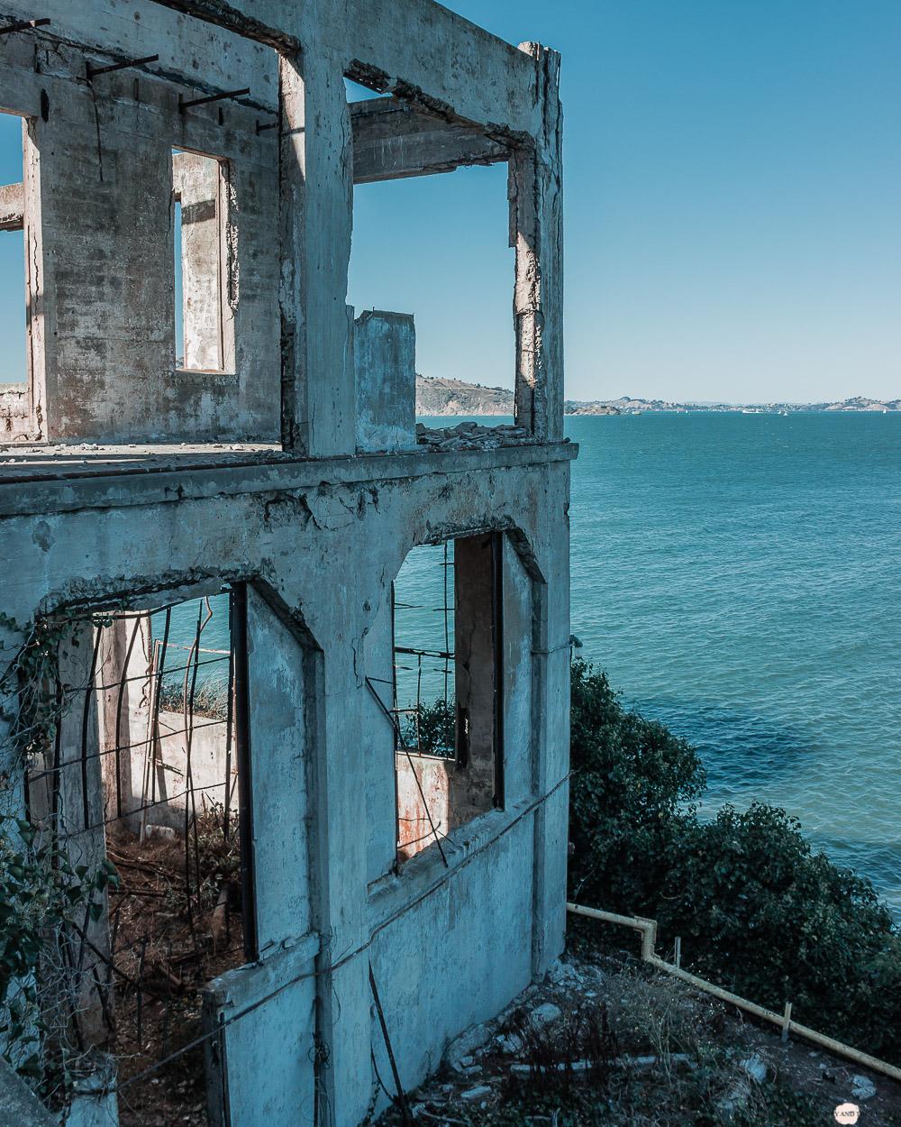 Alcatraz San Francisco Westcoast USA Roadtrip