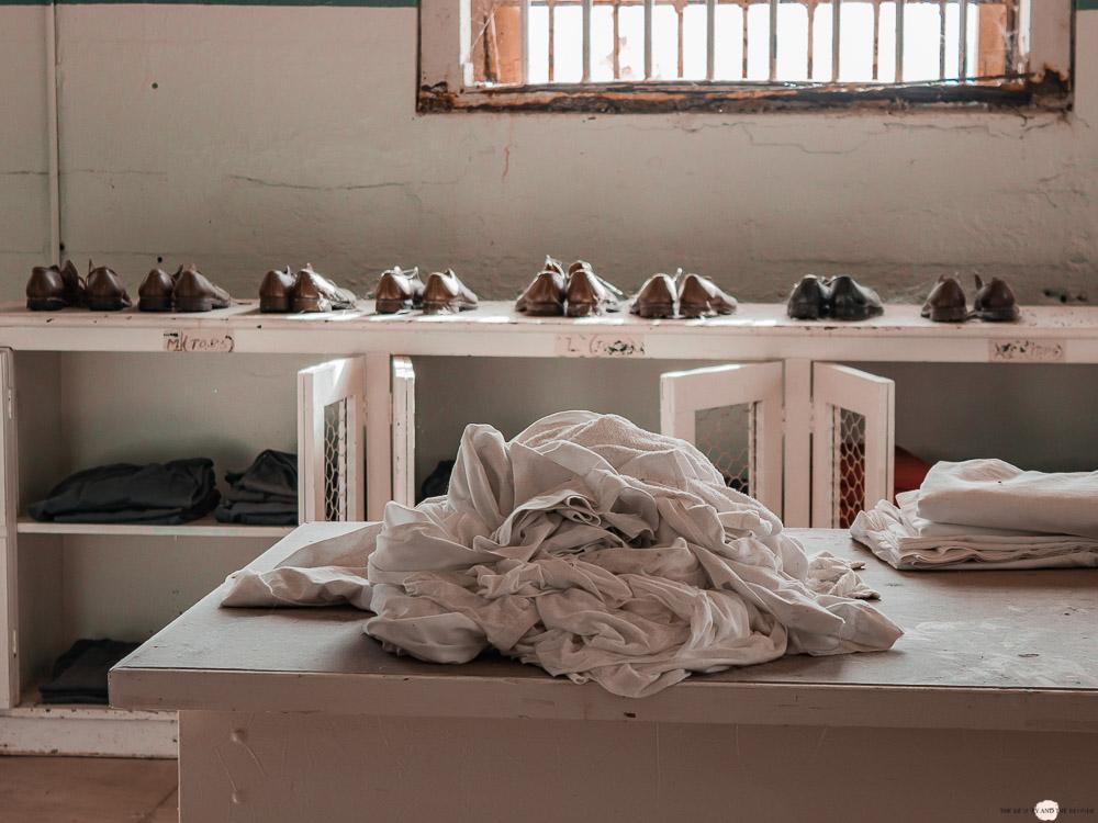 Alcatraz Wäscherei