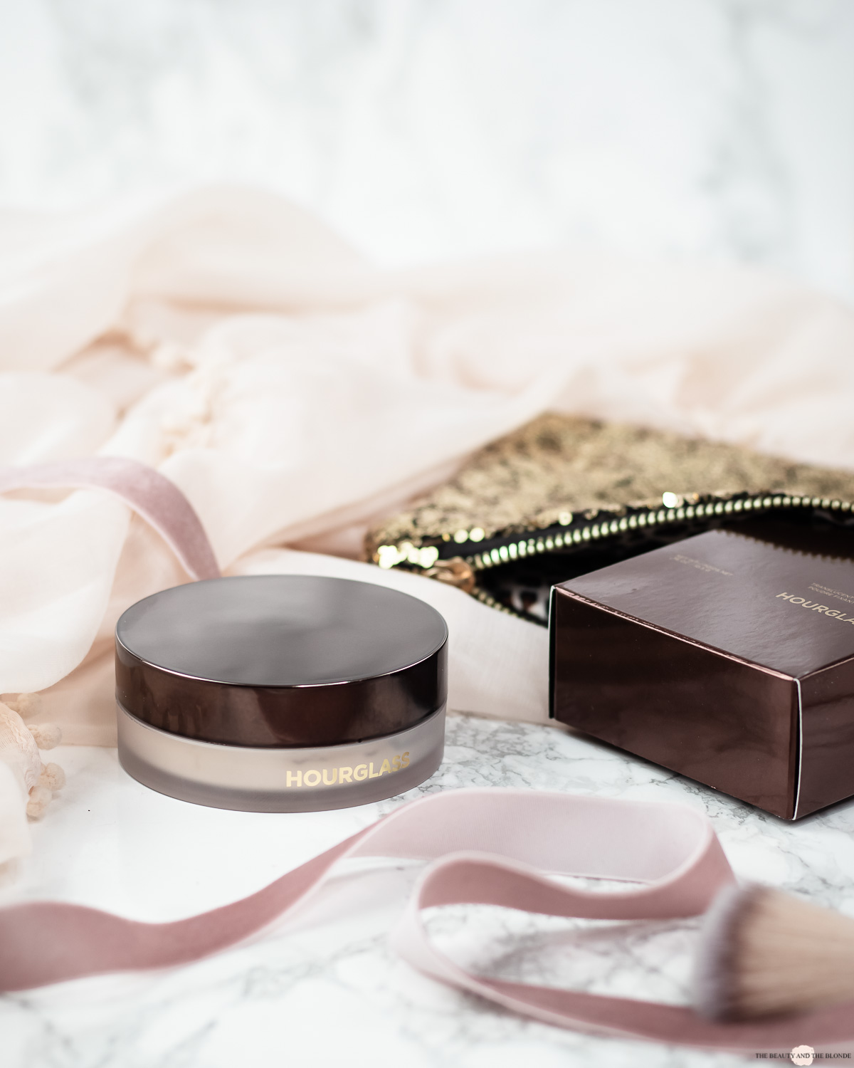 Hourglass Veil Translucent Setting Powder Puder Review Highend Makeup