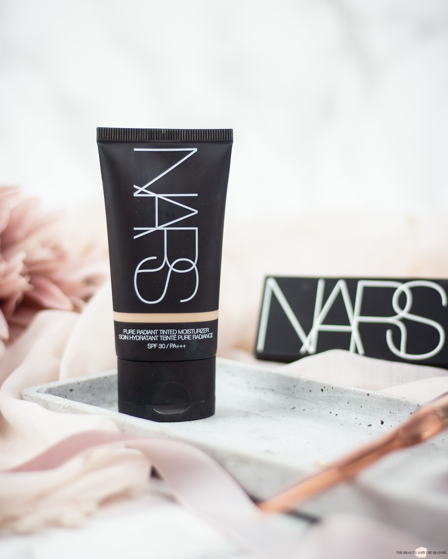 Nars Pure Radiant Tinted Moisturizer Review Erfahrungen