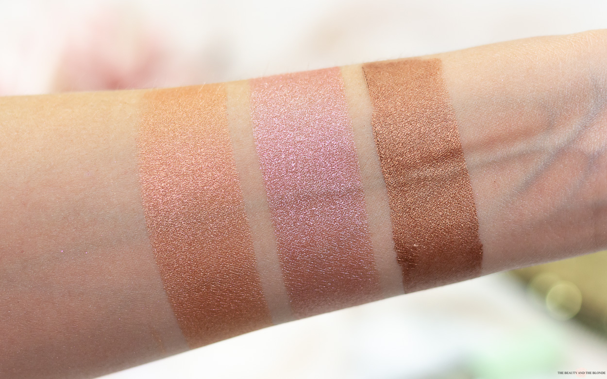 Pixi Pretties Collection 2019 From Head To Toe Swatches