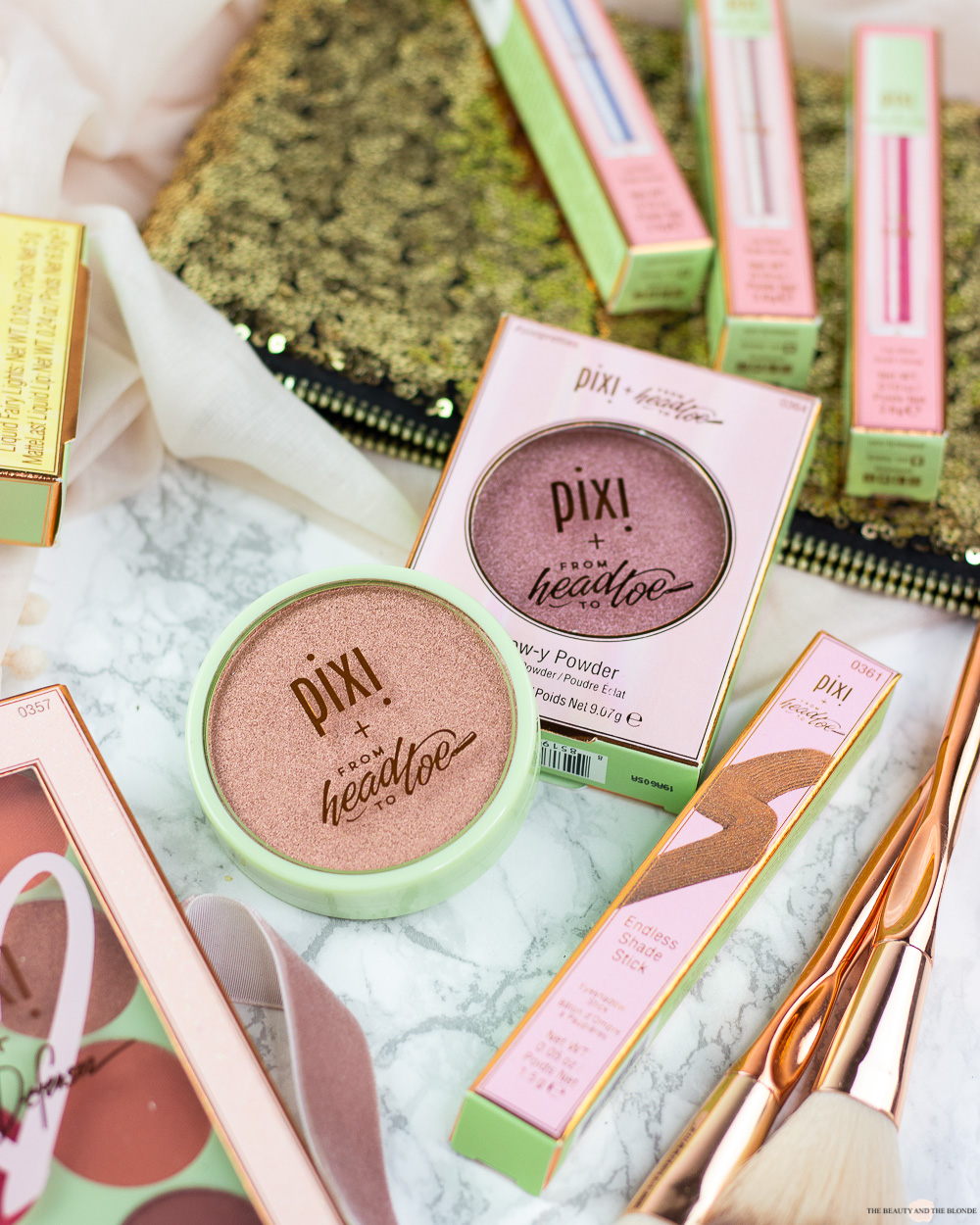 Pixi Pretties Collection 2019 From Head To Toe