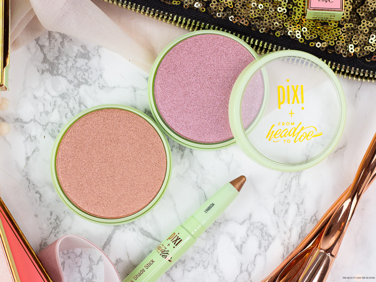 Pixi Pretties Collection 2019 From Head To Toe Glow-y Powder