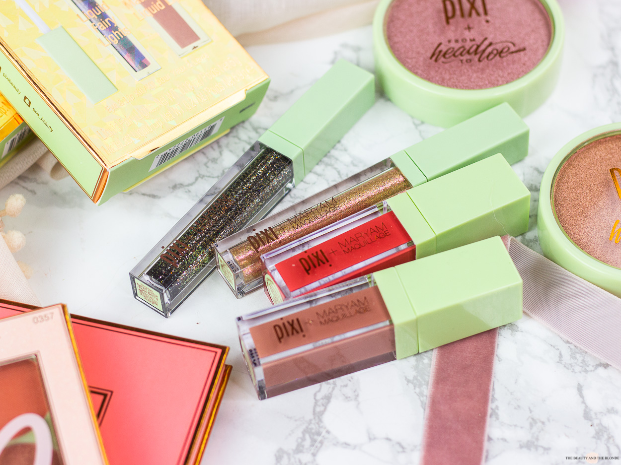 Pixi Pretties Collection 2019 Mayam Maquillage Lit Kits
