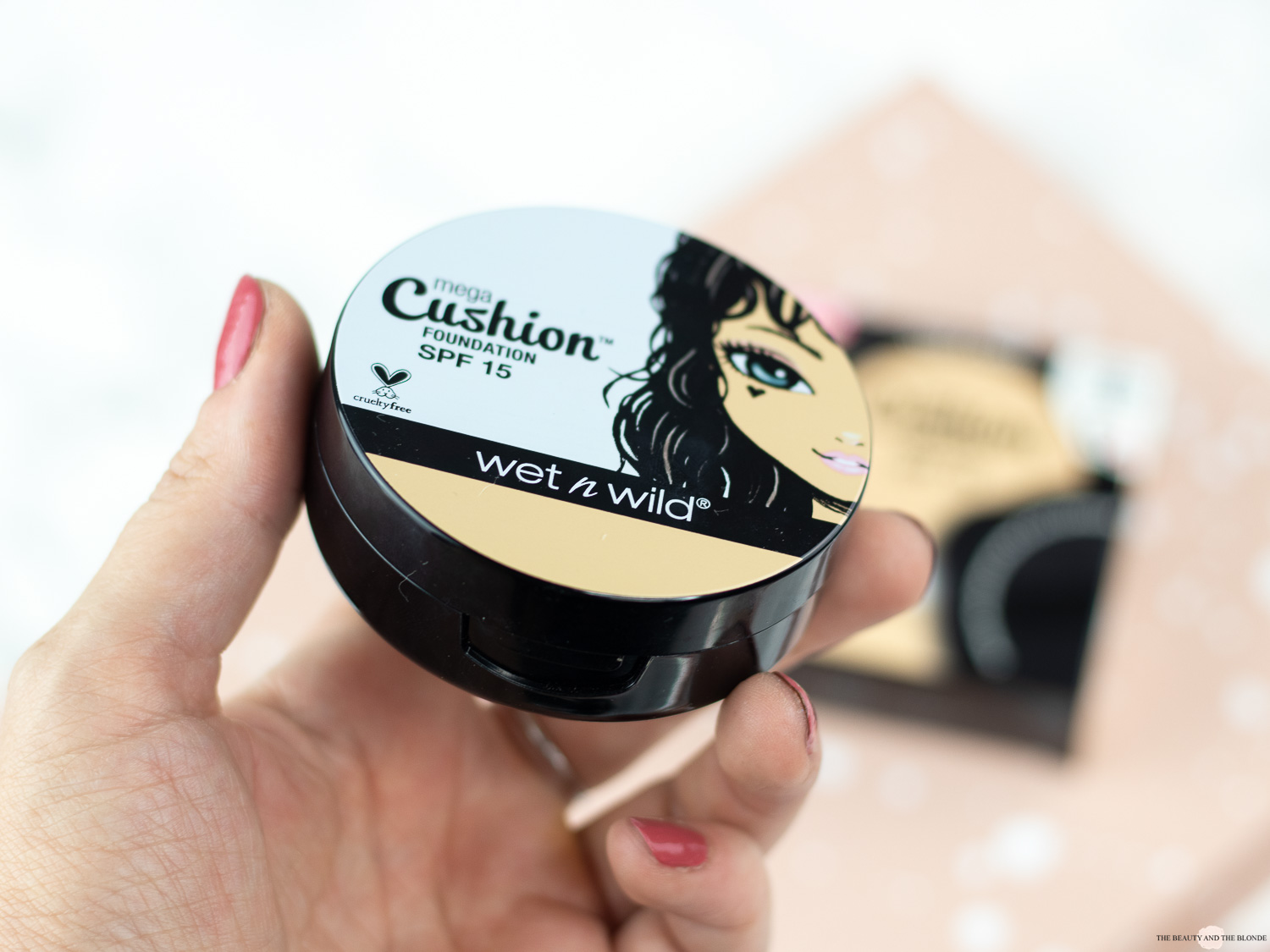 wet n wild Mega Cushion Foundation Review Swatches