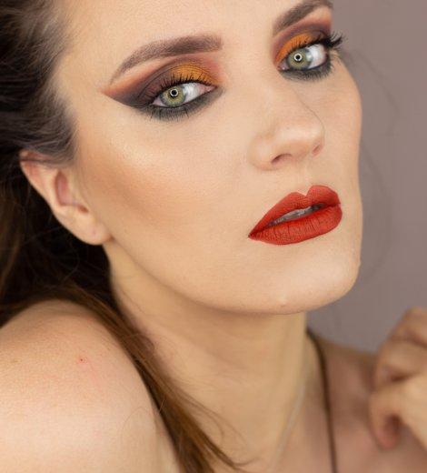Eine Palette, vier Looks: </br> Anastasia Beverly Hills Subculture </br> New Wave