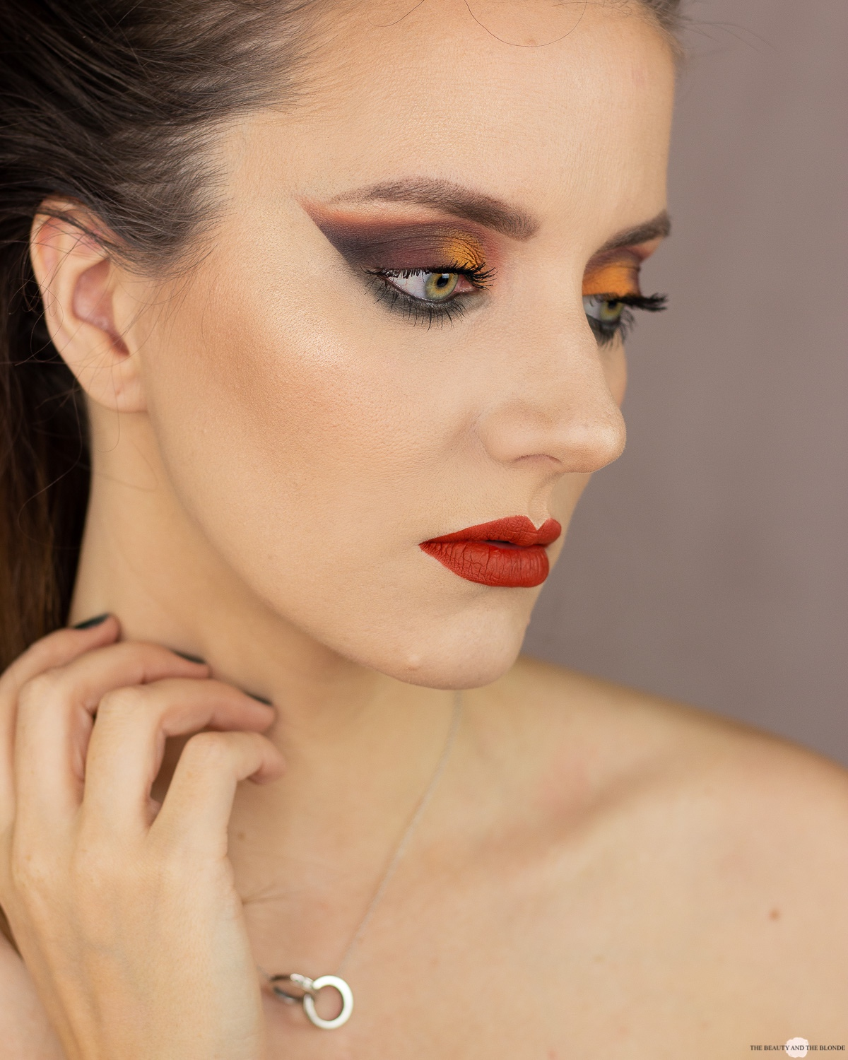Anastasia Beverly Hills Subculture Palette Look
