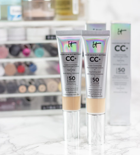 Foundation Friday: </br> it Cosmetics CC Cream