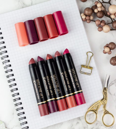Max Factor Colour Elixir Lip Butters