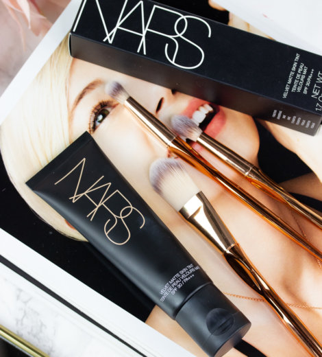 Foundation Friday: </br> NARS Velvet Matte Skin Tint