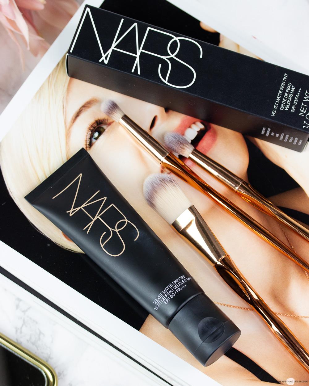 NARS Velvet Matte Skin Tint Alaska Review