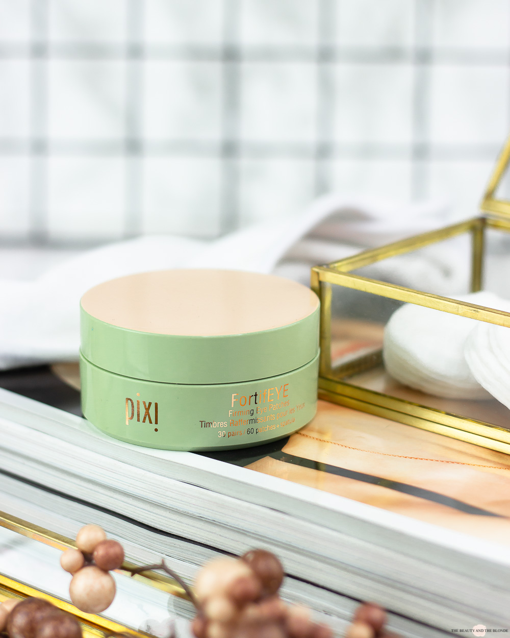 Pixi FortifEYE Firming Eye Patches Review