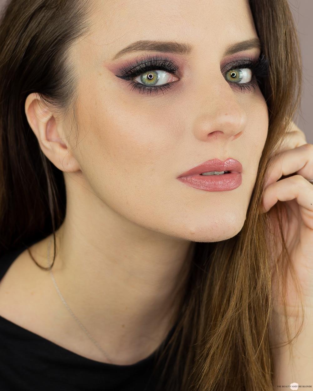 bh Cosmetics x Alycia Marie Palette Rituals Look