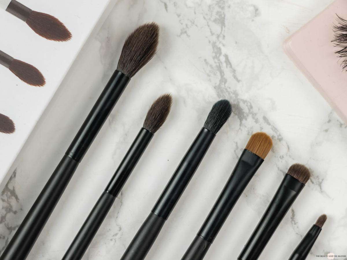 bh Cosmetics Smokey Eye Essential Pinsel Set Review