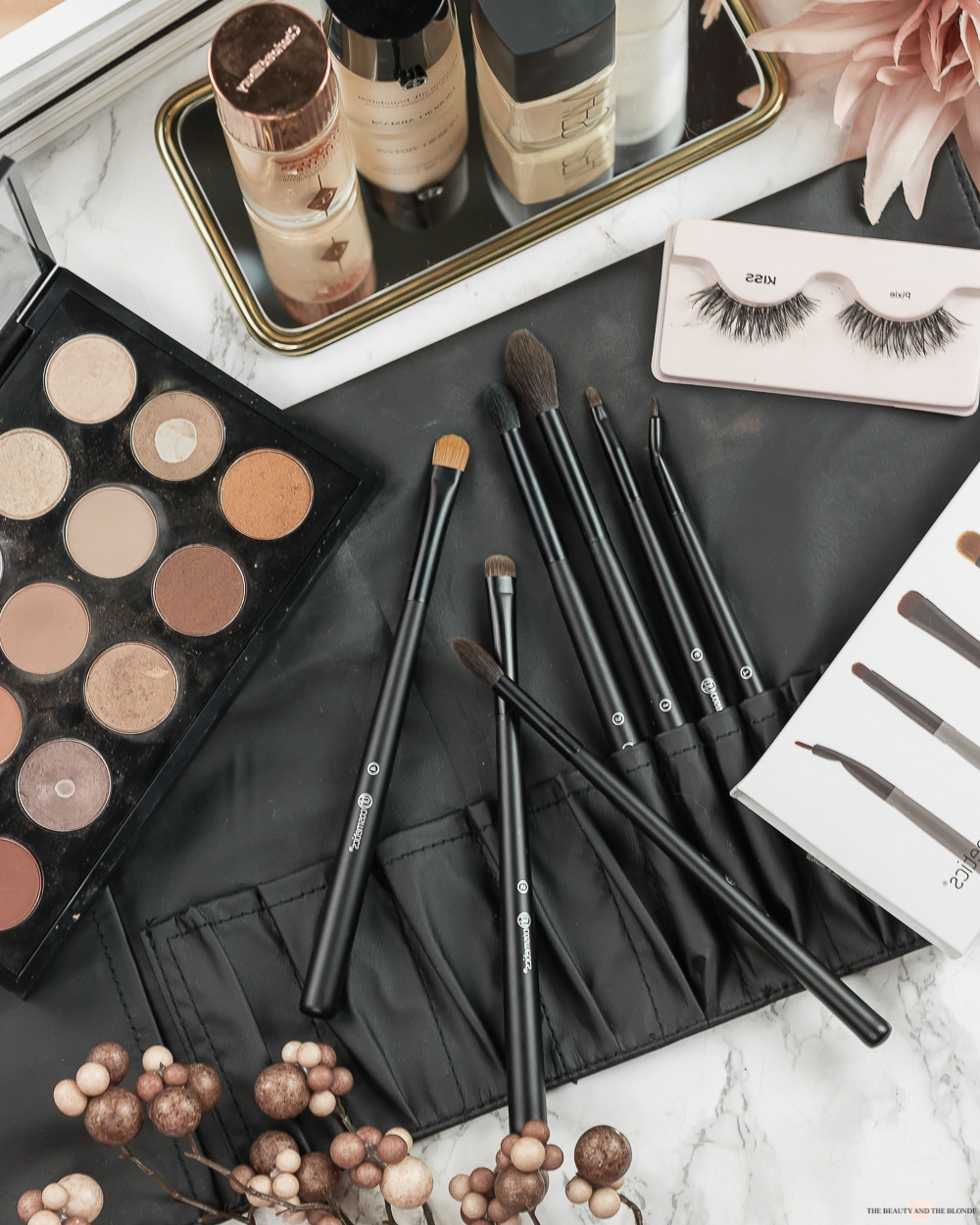 bh Cosmetics Smokey Eye Essential Pinsel Set Review