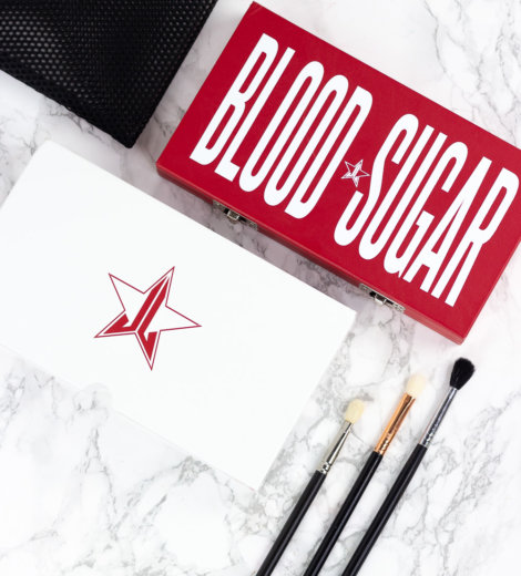 Jeffree Star </br> Blood Sugar Palette