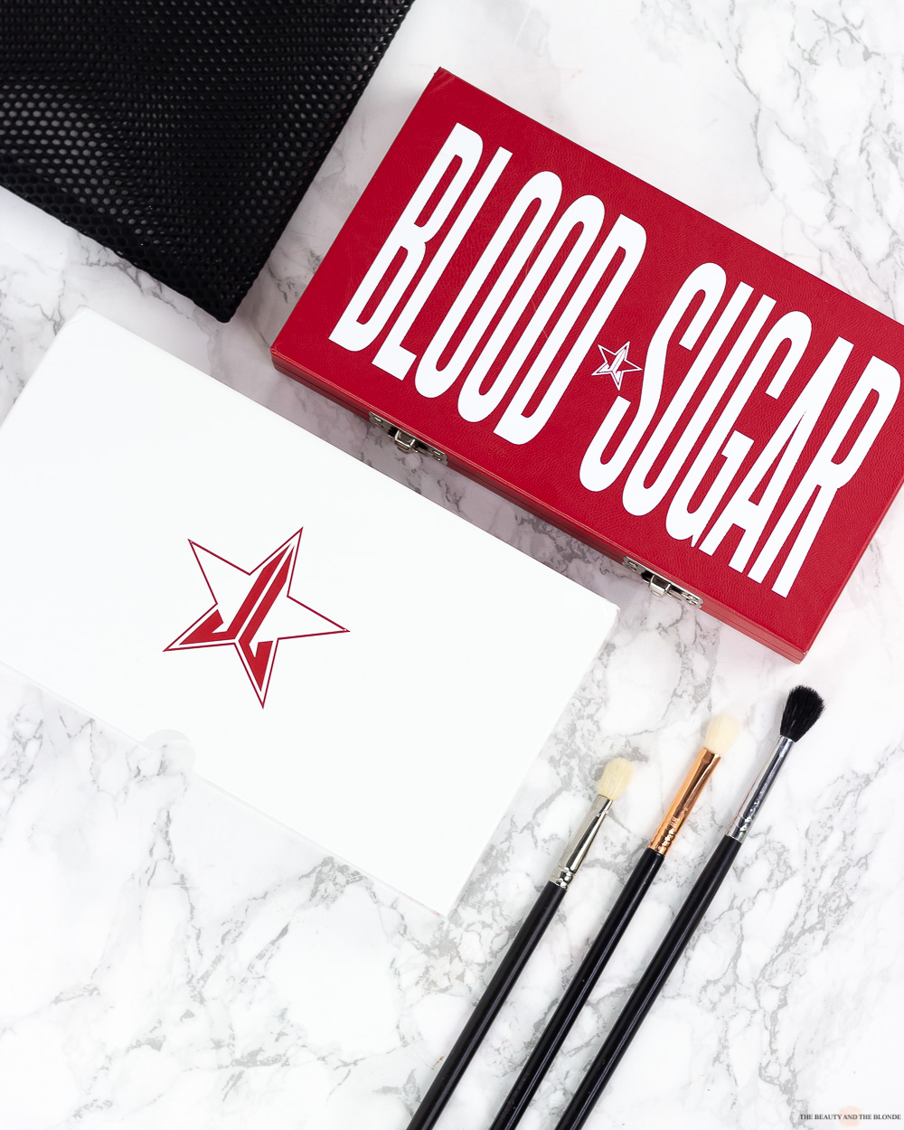 Jeffree Star Blood Sugar Palette Review
