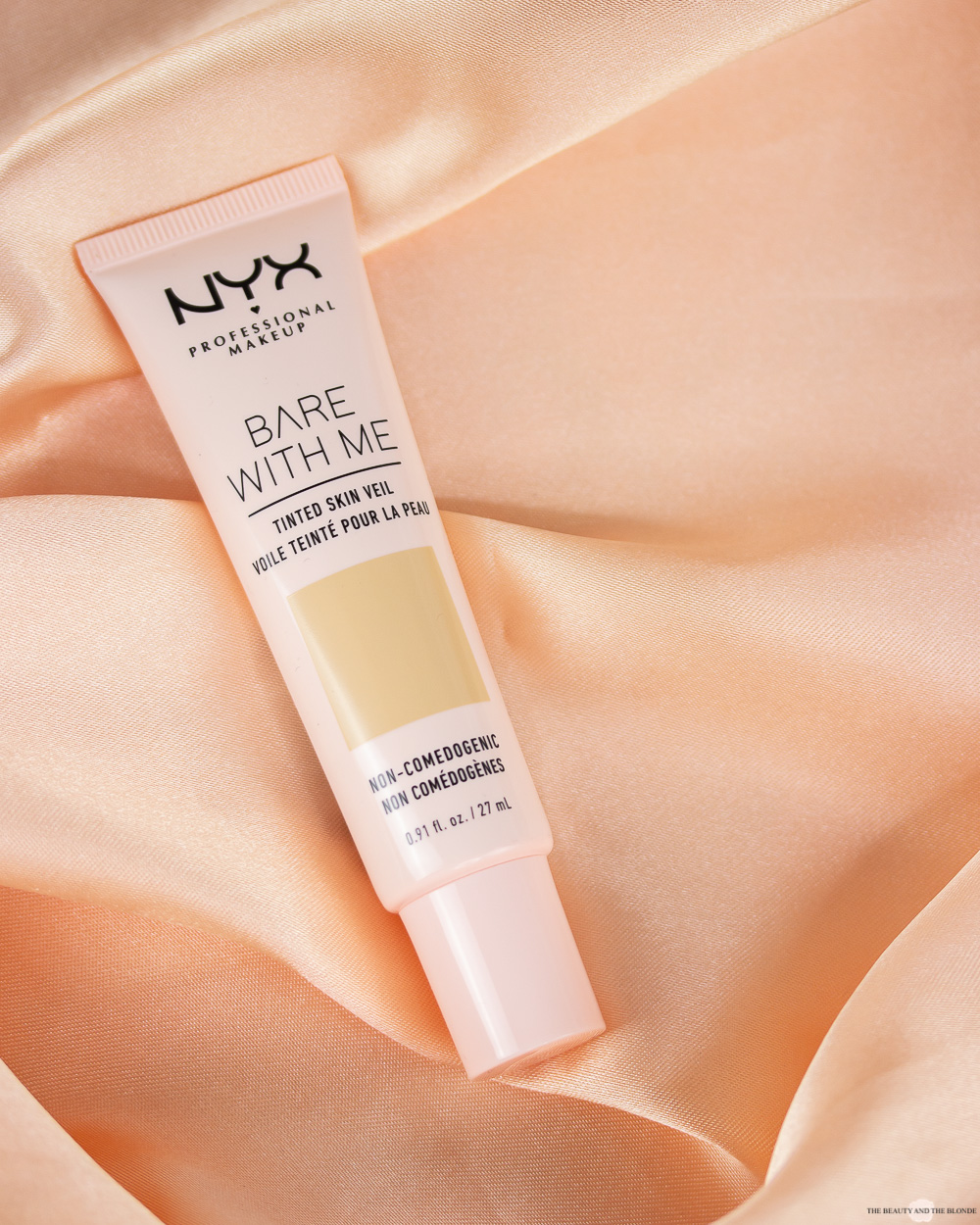 NYX Bare With Me Tinted Skin Veil Review Erfahrungen