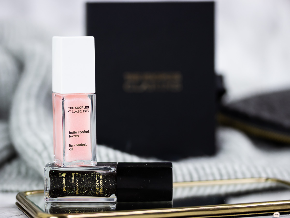 The Kooples x Clarins Eclat Minute Huiles Review