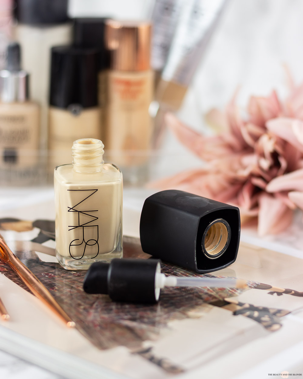 NARS Sheer Glow Foundation Review