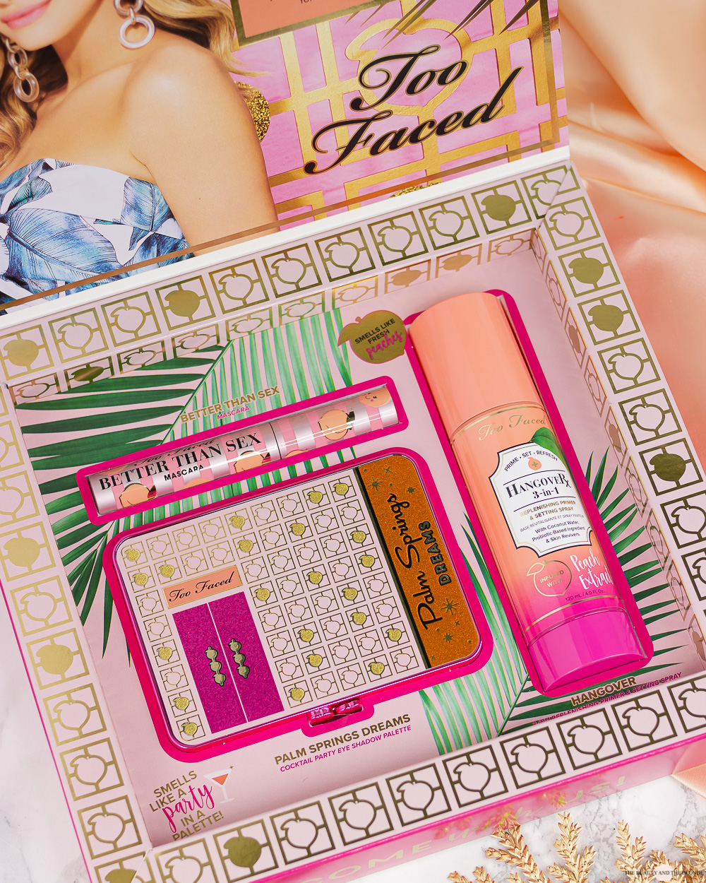 Too Faced Palm Springs Collection