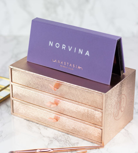 Anastasia Beverly Hills </br> Norvina Palette
