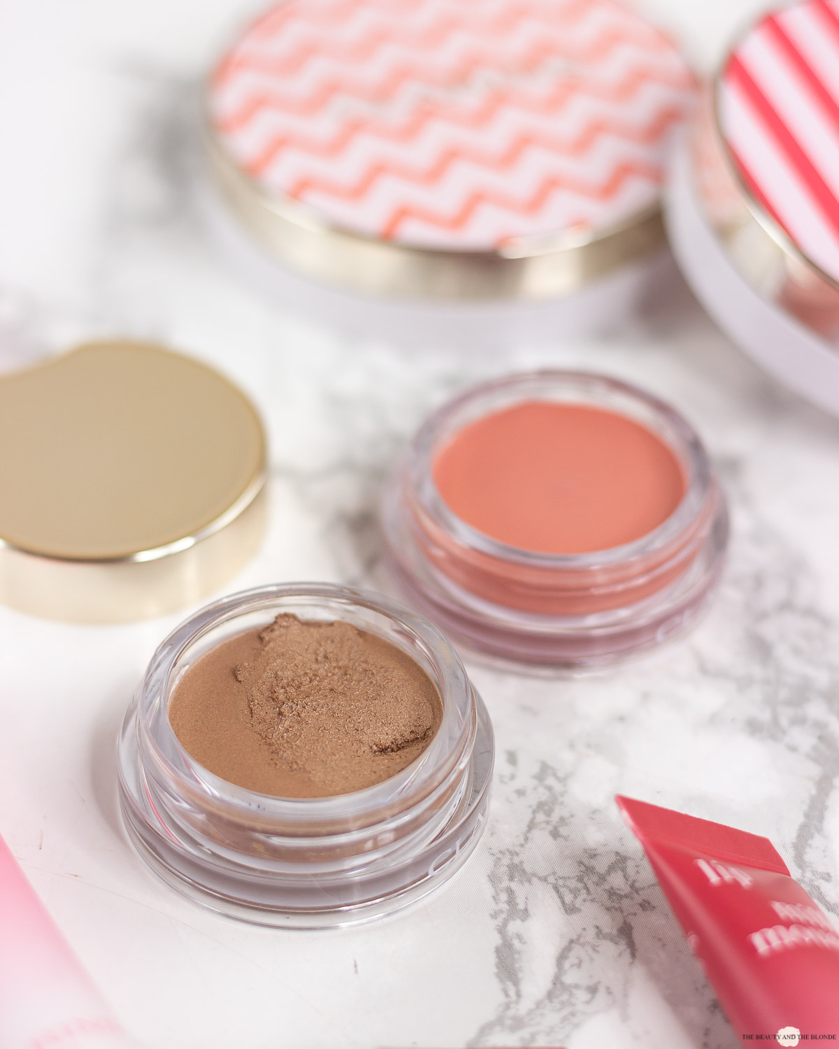 Clarins Milk Shake Collection Ombre Satin