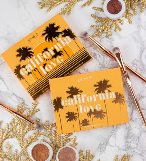 ColourPop California Love