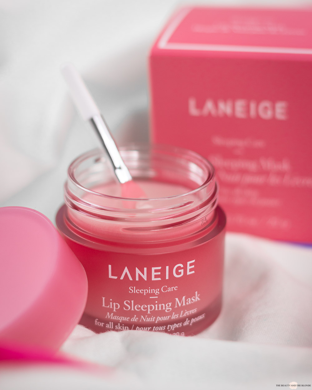 Laneige Lip Sleeping Mask Lippenpflege Review