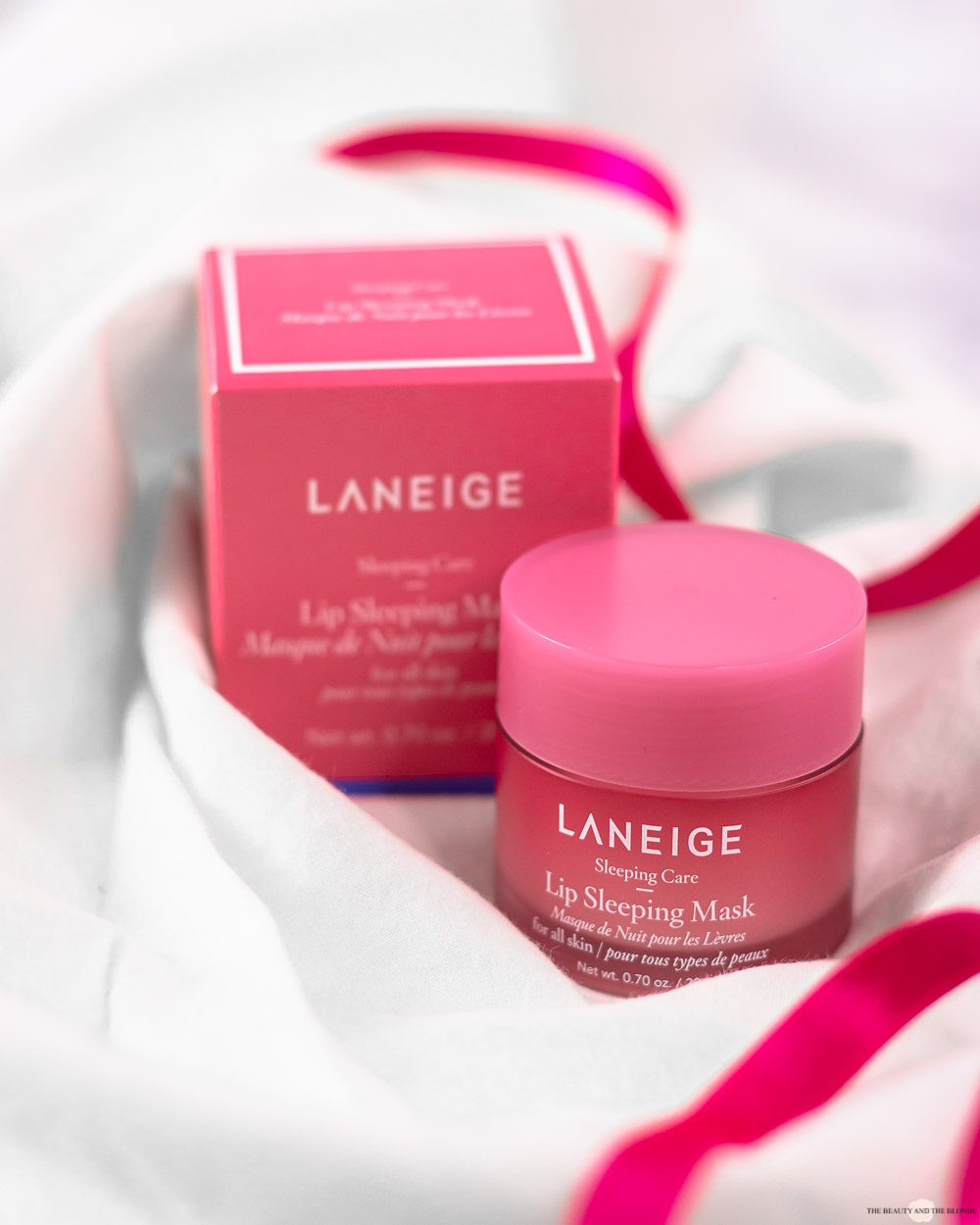 Laneige Lip Sleeping Mask Review Lippenpflege