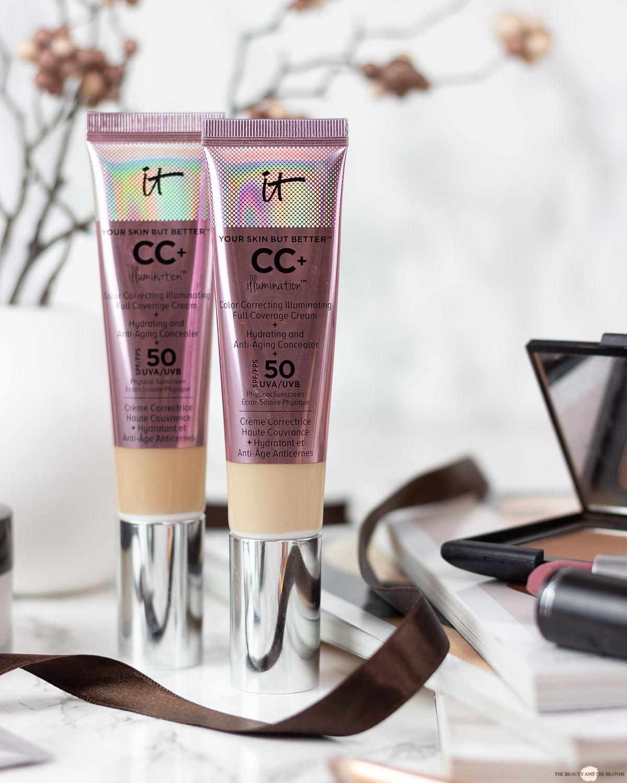 it Cosmetics CC+ Cream Illumination Review