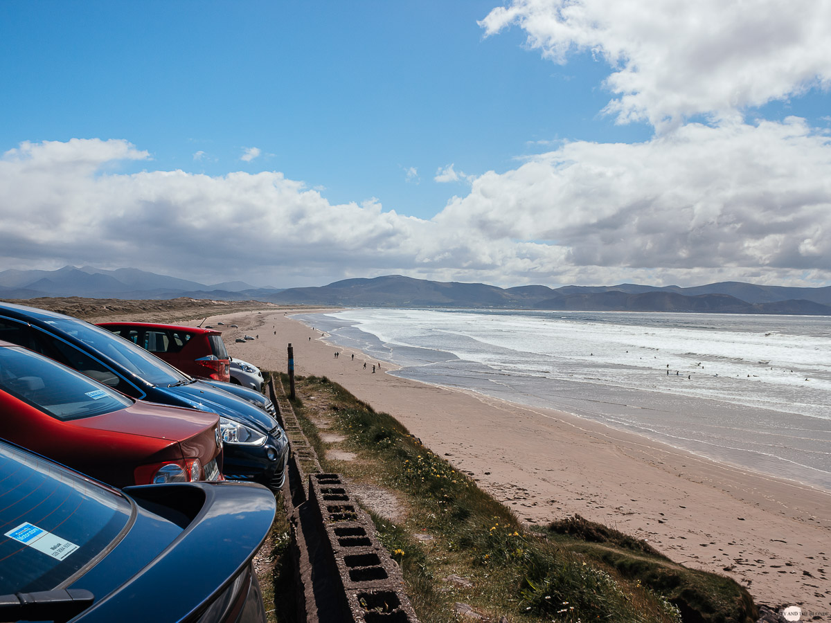 Irland Roadtrip Inch Beach Dingle Peninsula