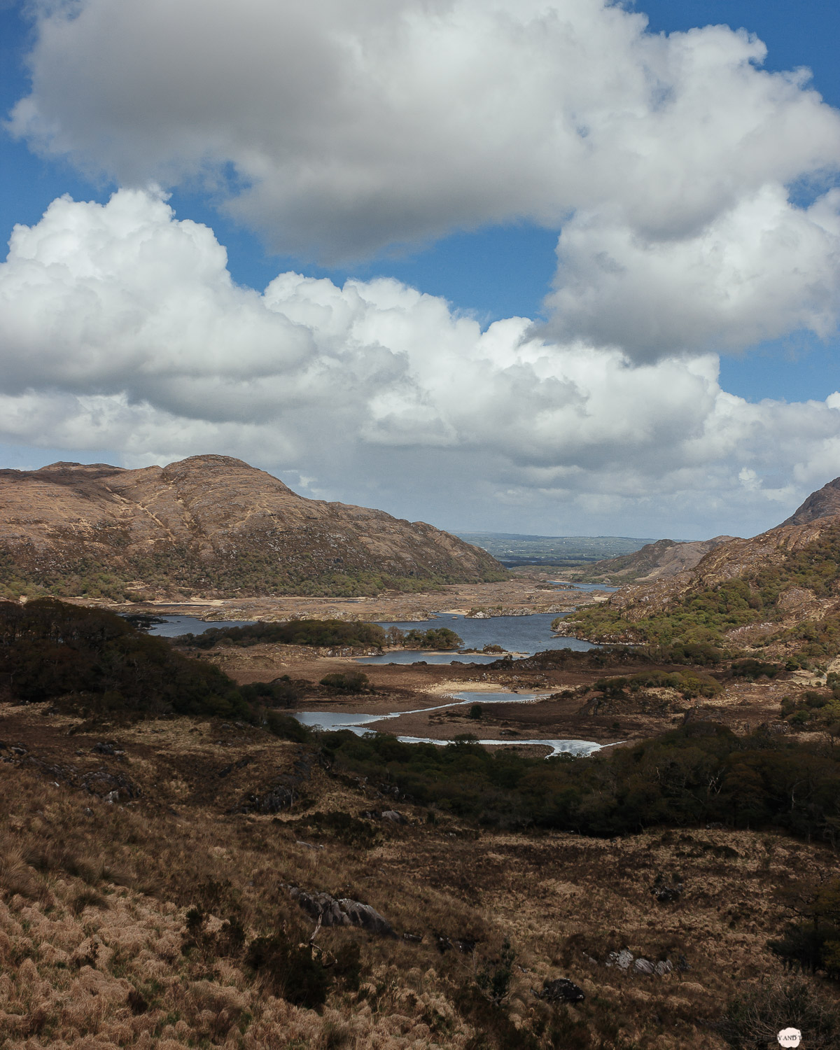 Irland Roadtrip Ladies View Ring of Kerry