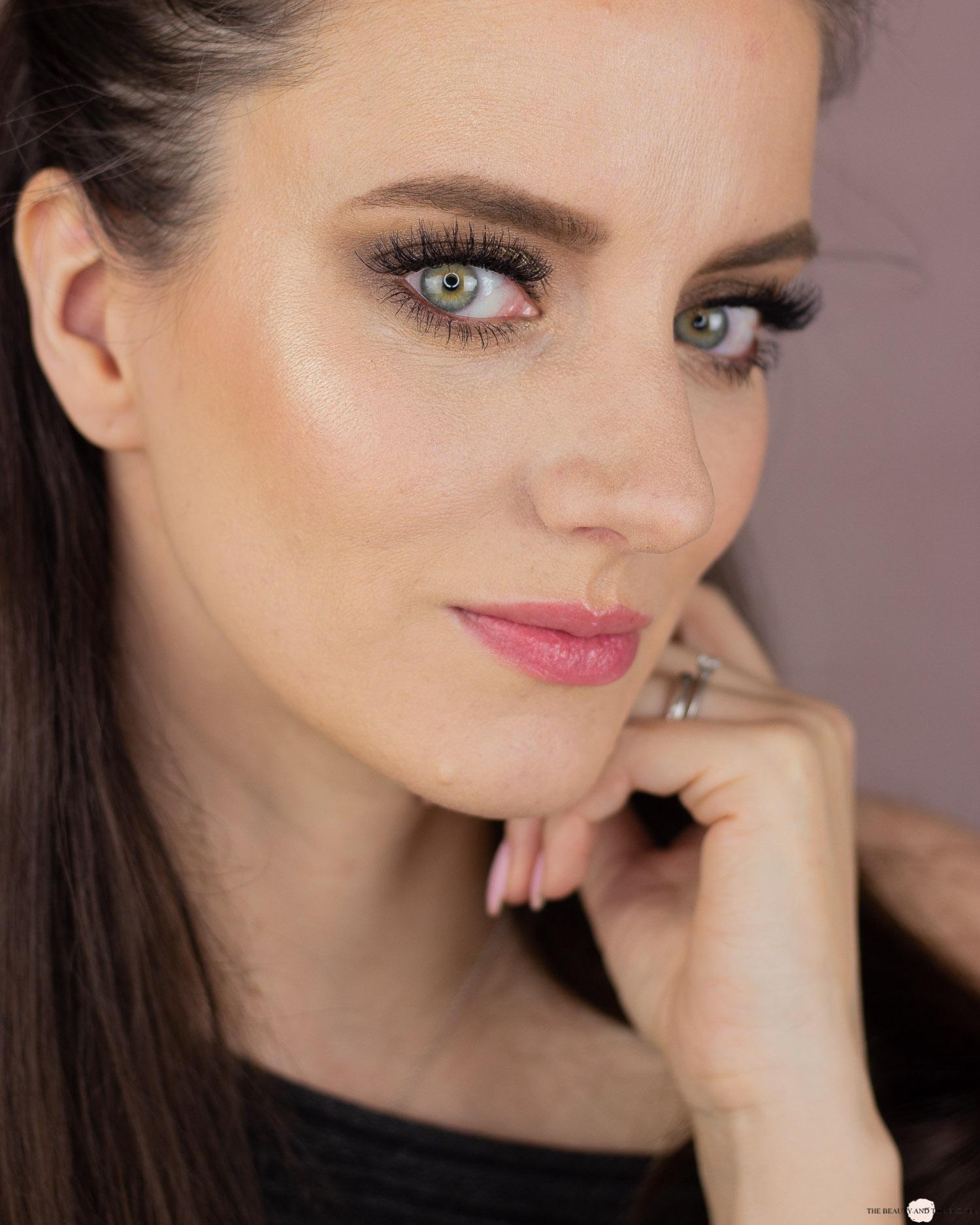 Natasha Denona Mini Glam Palette Look