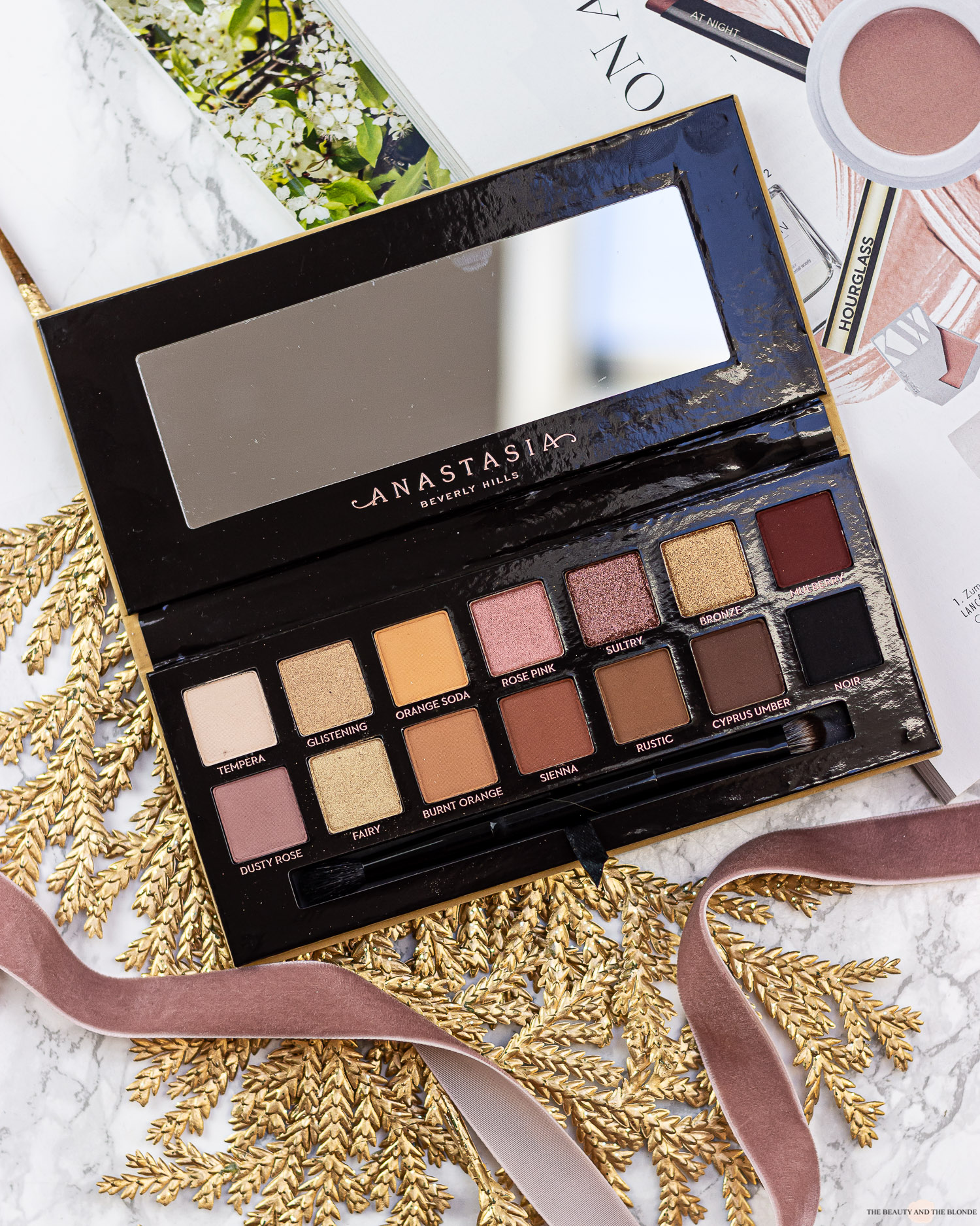 Anastasia Beverly Hills ABH Soft Glam Palette