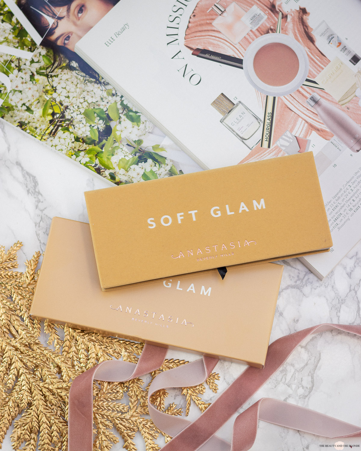 Anastasia Beverly Hills ABH Soft Glam Palette Packaging