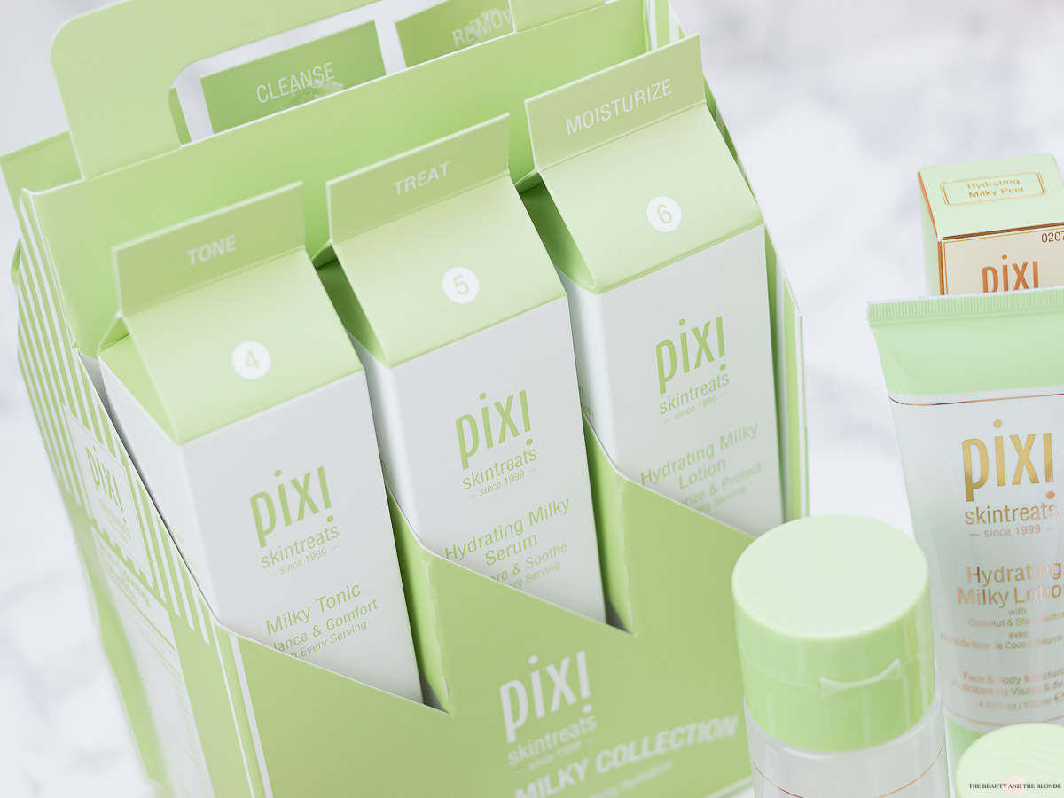 Pixi Hydrating Milky Collection Review