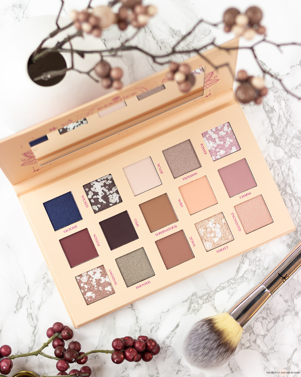 essence Witch Side Palette Review