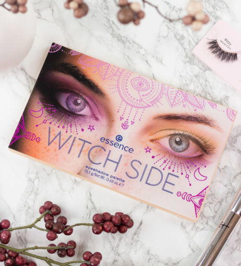 essence Witch Side Palette