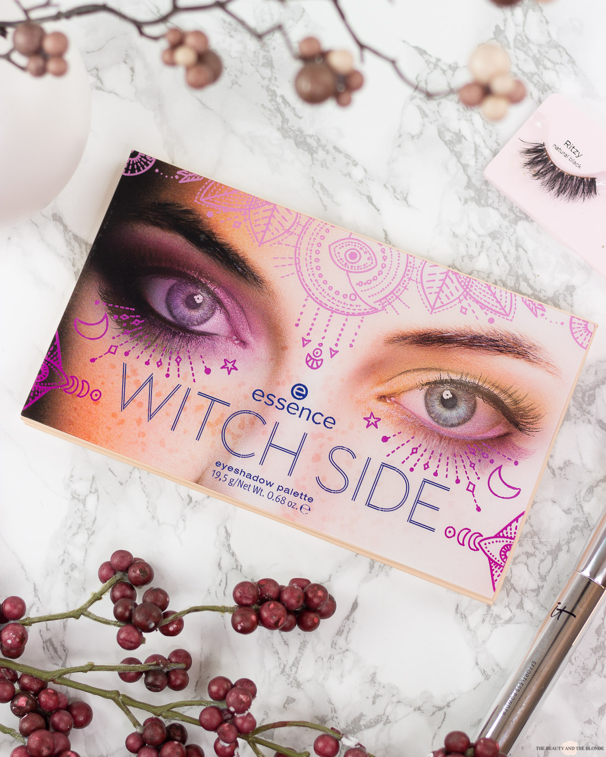 essence Witch Side Palette Review Drogerie