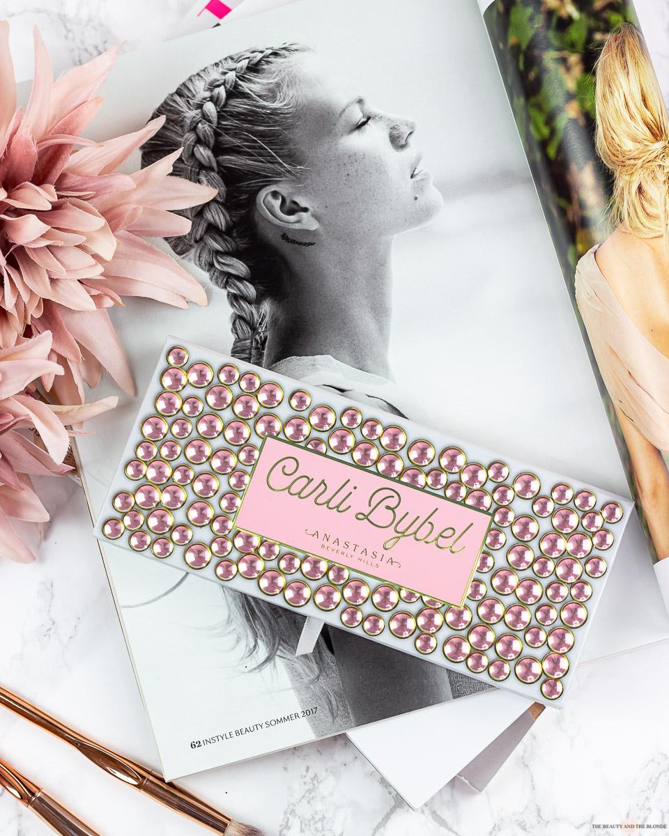 Anastasia Beverly Hills Carli Bybel Palette Review