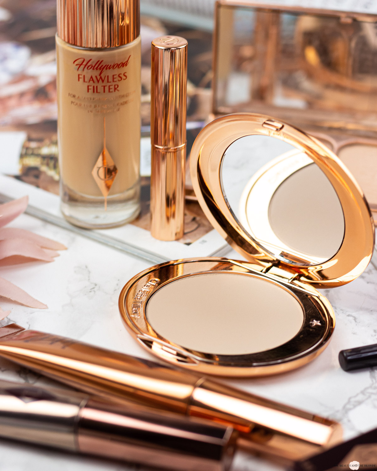 Charlotte Tilbury Airbrush Flawless Finish Powder Review