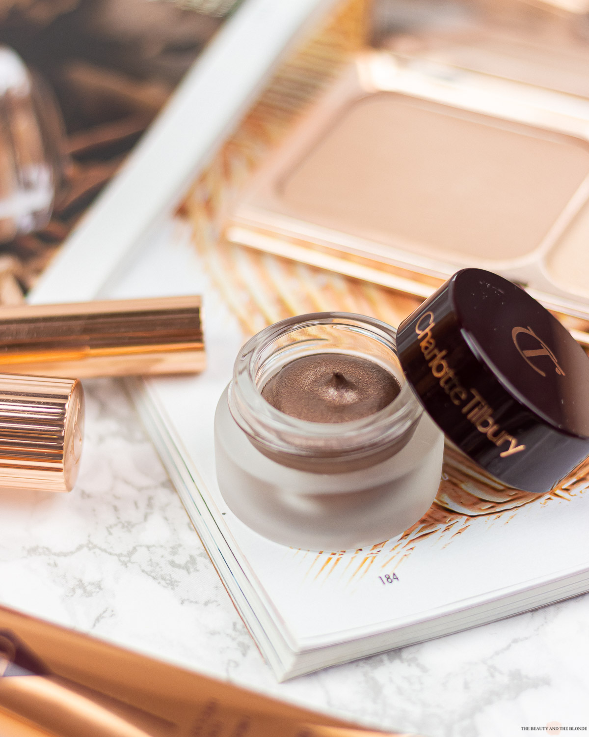 Charlotte Tilbury Eyes to Mesmerise Mona Lisa Review