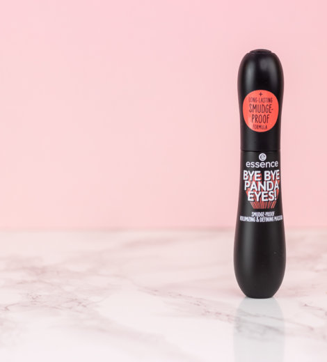 Mascara Monday </br> essence Bye, bye Panda Eyes Mascara