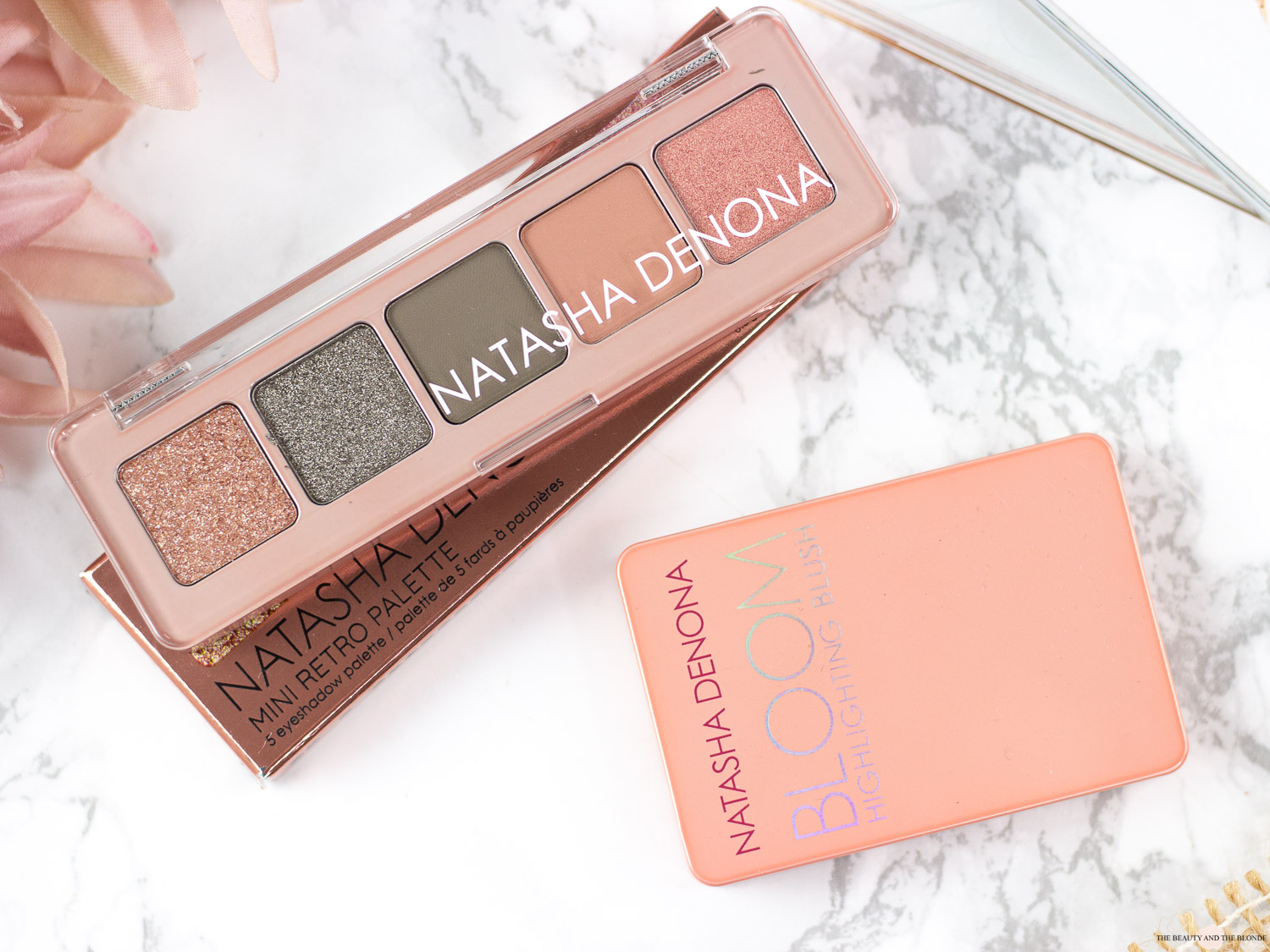 Natasha Denona Mini Retro Palette Review