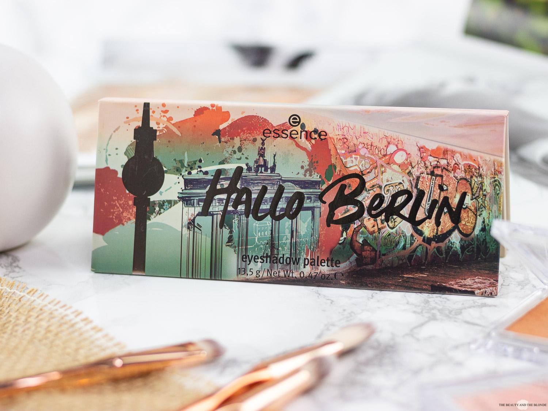 essence Hallo Berlin Palette
