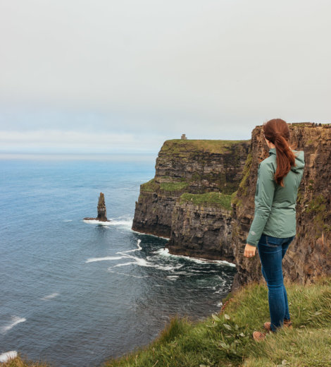 Irland Roadtrip </br> Cliffs of Moher & The Burren
