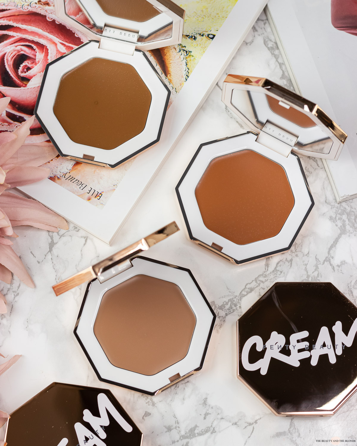 Fenty Beauty Cheeks Out Cream Bronzer Review