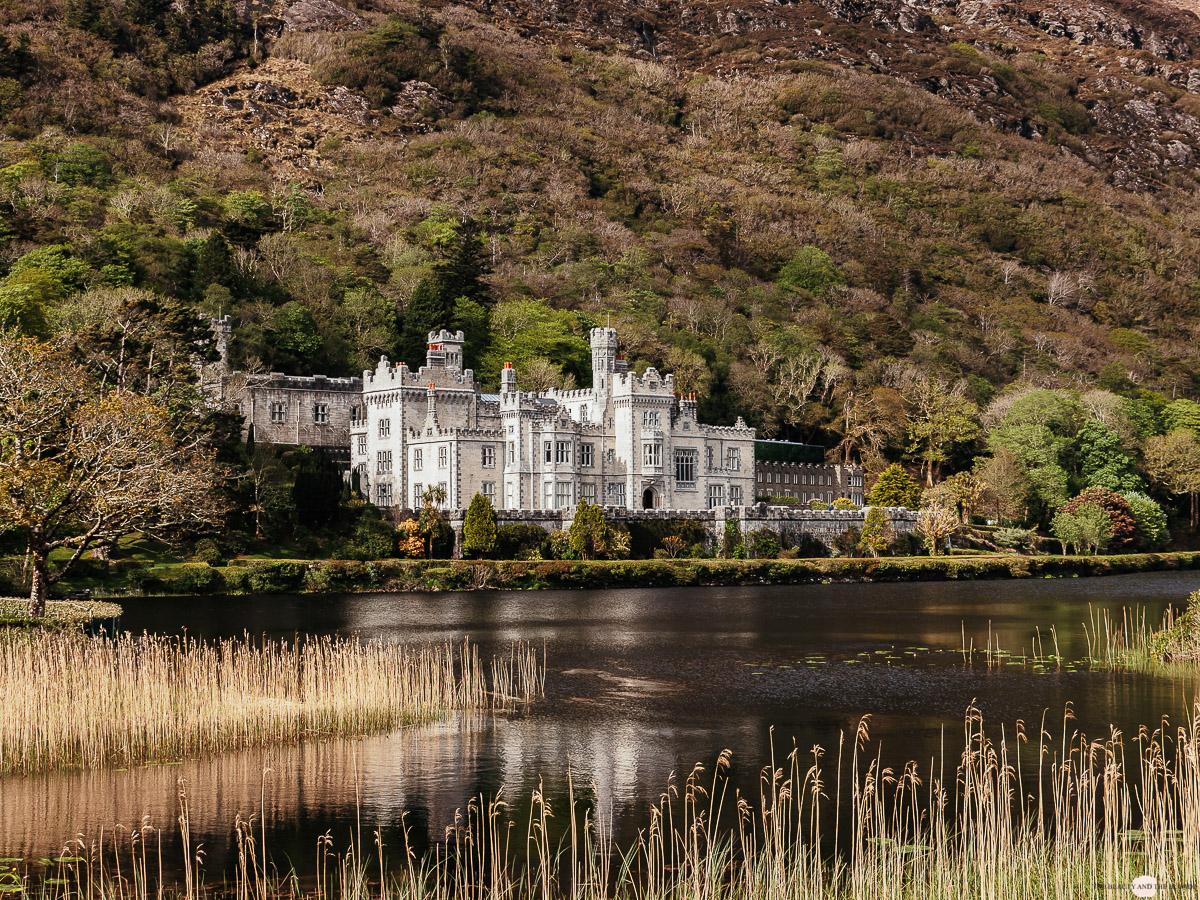Kylemore Abbey Connemara Irland